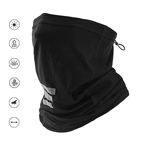for Outdoor Sports Fishing etc Dylan Alerander Face Scarf Magic Neck Scarf Summer UV Protection Face Mask Non-Slip Lightweight Windproof Dustproof Anti Air Pollution Smoke Breathable Turban Reusable