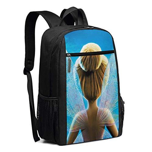 Student Bag,Secret of The Wings Backpack, Mochilas Escolares Duraderas para Gimnasio Al Aire Libre,30cm(W) x46cm(H)