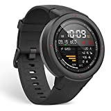 Amazfit Verge Smartwatch with Alexa Built-in, GPS Plus GLONASS All-Day Heart Rate and Activity…