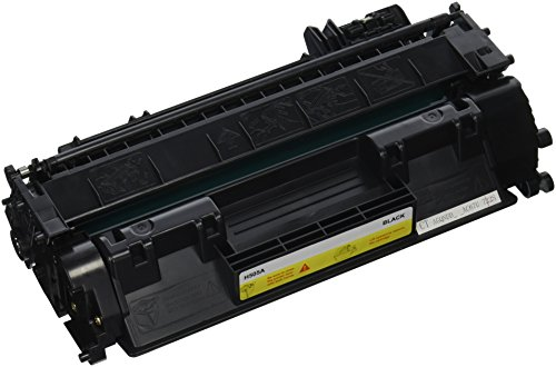 SupplyDistrict - Compatible CE505A Toner Cartridge for HP P2035 P2055 P2055x