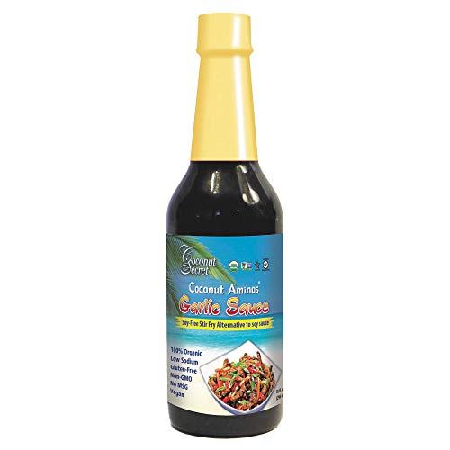 Coconut Secret alsa di Cocco Aminos con aggiunta di Aglio (296g)