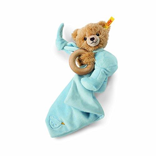 Steiff 240102 - Schlaf Gut BAER 16 3 in 1, blau