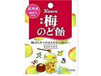 カンロ 健康梅のど飴(コンパクトサイズ)1箱(6袋)