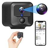 Best Mini Spy Cameras - Mini Spy Camera WiFi Wireless Hidden Cameras Full Review