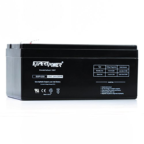 Compatible Replacement Battery by UPSBatteryCenter RBC10