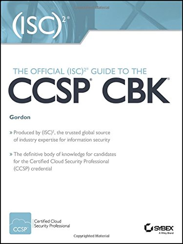 Image OfThe Official (ISC)2 Guide To The CCSP CBK