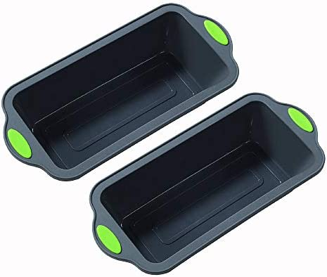 To encounter 9 Inch Silicone Bread and Loaf Pan Food Grade Non Stick Silicone Molds for Baking product image