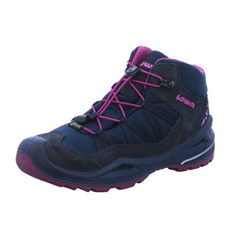 Lowa Robin GTX QC Chaussures Enfant, Navy/Berry Pointures EU 38 2019