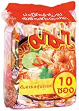 Mama Tom Yum Flavour Instant Noodles 10 of Pack