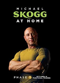 Michael Skogg At Home Phase 1 Kettlebell DVD
