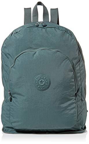 Kipling Earnest Foldable Backpack, Light Aloe
