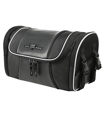 Nelson-Rigg NR-210 Route 1 Day Trip Backrest Rack Bag