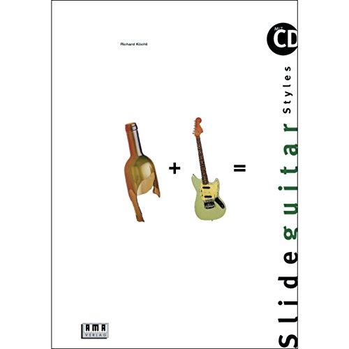 Slide Guitar Styles. Gitarre