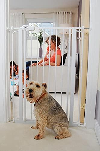 Bettacare Pet Gate Barrière de sécurité pour chien 104 cm