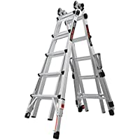 Little Giant Ladders Epic M22 22-foot Multi-Position Aluminum Ladder