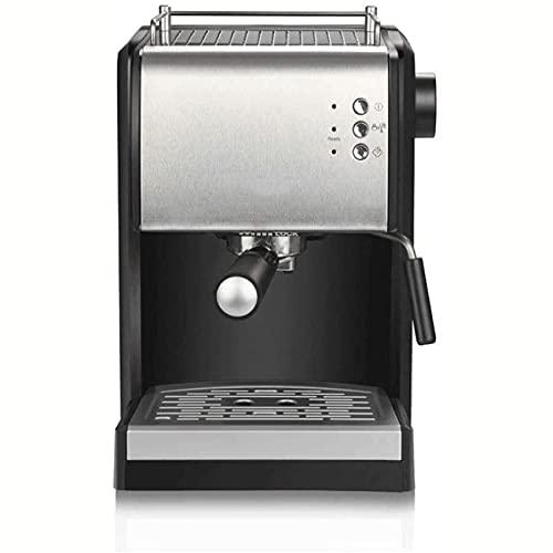 Ekspres do kawy, maszyny do kawy, 15 bar Szybkie ogrzewanie ekspres do kawy z mlekiem frotheat, 1.5l zdejmowany zbiornik wodny, dla hoteli, pokoi, biur, kuchni itp