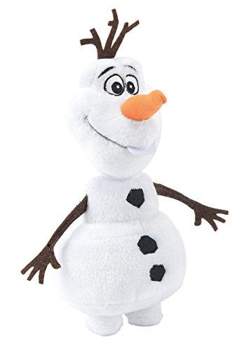 Simba 6315873189 - Disney Frozen Olaf Schneemann, weiß, 35 cm