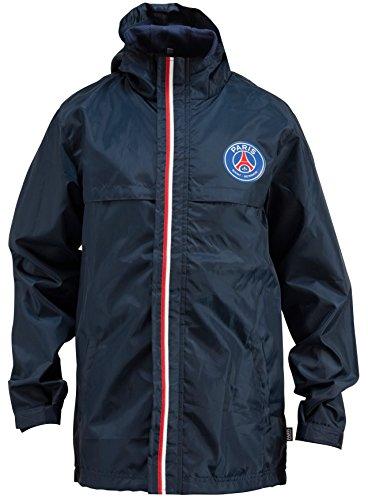 Paris Saint Germain Offizielle Kollektion Jungen Windbreaker Jacke Jungen Blau 4 Jahre