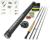 2019 Clearwater Fly Rod Outfit • 6wt, 9ft + 12 Free Flies Bonus • Orvis 906-4