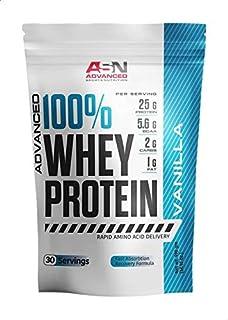 بروتين مصل اللبن بنكهة الفانيليا من ادفانسد - 990 جم