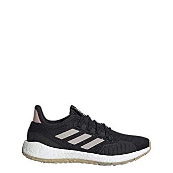 adidas Women s Pulseboost HD Summer Ready Running Shoe Black/Echo Pink/Pink Spirit 7 M US