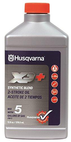 Husqvarna 593271603 XP+ 2-Stroke Engine Oil, Grey
