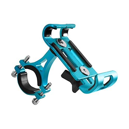 ooege OOE 1 unid Colorido Bicicleta Manillar teléfono móvil Montaje al Aire Libre montaña Bicicleta móvil navegación móvil Soporte Fijo (Color : 9 Rotation)