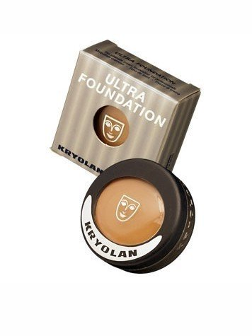 Kryolan 09002/00 ULTRA Foundation Schminke 15ml ELO