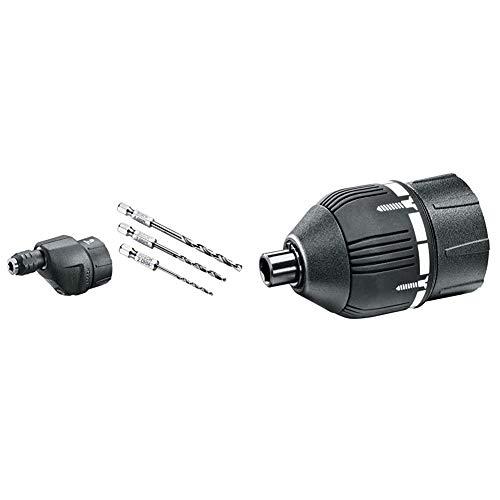BOSCH(ボッシュ) バッテリードライバーIXO用ドリルアダプター(ドリルビット付き) DRILL & バッテリードライバーIXO用トルクアダプター 2609256968【セット買い】