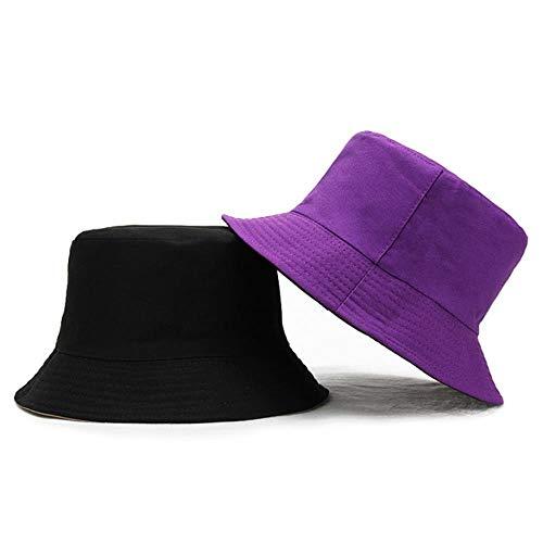 Nuevos sombreros de sol unisex para mujer, de verano, con doble cara,...