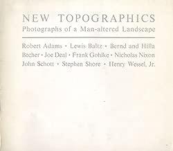 New Topographics. Photographs of a man-altered landscape. Robert Adams, Lewis Baltz, Bernd and Hilla Becher, Joe Deal, Frank Gohlke, Nicholas Nixon, John Schott, Stephen Shore, Henry Wessel, jr.