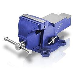 Berlan Parallel Schraubstock - 150 mm