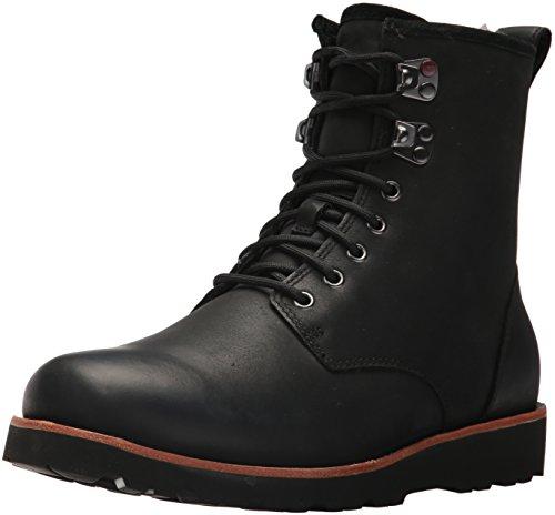 UGG Men's Hannen TL Boot, Black, 10 M US