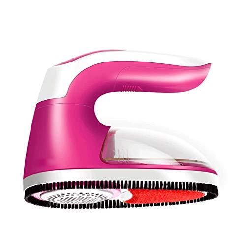ZCJUX Recargable removedor de la pelusa de la tela máquina de afeitar, cuchillas de acero...