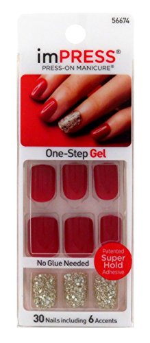 Broadway Impress Nails - Tweetheart, 1er Pack (1 x 24 Stück)