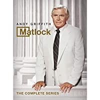 Matlock: The Complete Series [DVD] [Import]