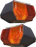 Bajato - Set di 2 lampadine per trattori Fiat ed EBRO