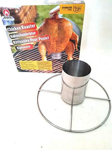 Nil BBQ - Tostapane per polli, supporto verticale per friggitrice ad aria, accessori e strumenti per barbecue