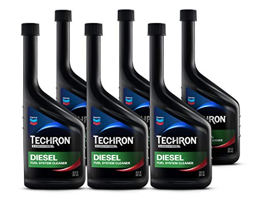 Techron D Concentrate Diesel Fuel System Cleaner, 20 fl. oz., 6 Pack