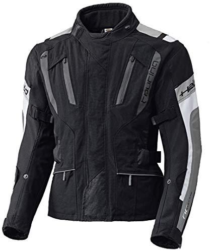Held 4-Touring Textiljacke schwarz-grau, Größe M