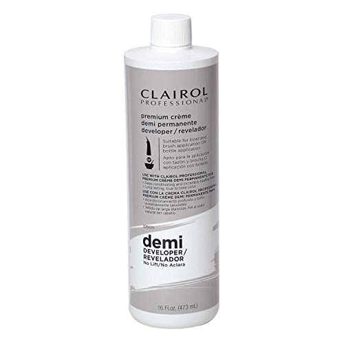 Clairol Premium Creme Hair Color - Demi Developer 16 oz. by Clairol