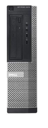 Dell Optiplex 3010 Desktop PC (Intel Core i3 3220 3.3GHz, 4GB RAM, 500GB HDD, DVDRW, LAN, Integrated Graphics, Windows 7 Professional)