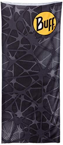 [バフ] 多機能ヘッドウェア ネックカバー COOLNET UV+ ストレッチ 透湿 速乾 抗菌 防臭 使い方10通り以上 [日本正規品] 377104:APE-X BLACK 日本 FREE (FREE サイズ)