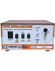 Soni Enterprise Zatka Machine Solar Fence Energizer for Agriculture Farms Crops Protection System (Area Covered 40 Acres) (Orange)