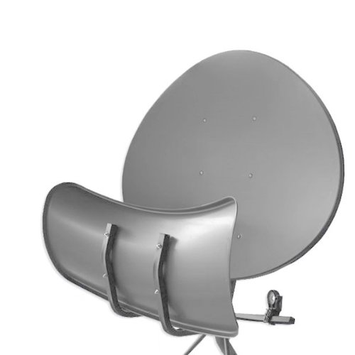 waveFrontier T 90 - MultiFocus-Antenne - anthrazit