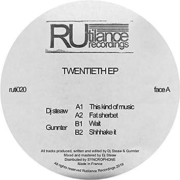 Twentieth EP