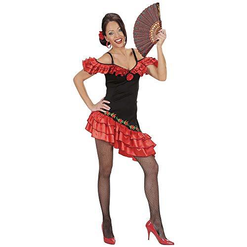 Widmann-Senorita Costume Donna, Multicolore, (M), 58342