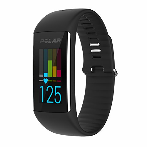 Polar A360 Fitness Tracker with Wrist Heart Rate Monitor...
