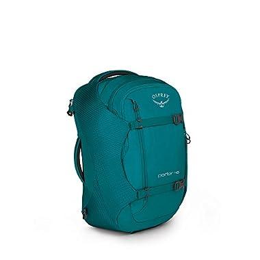 Osprey Packs Porter 46 Travel Backpack, Mineral Teal, One Size