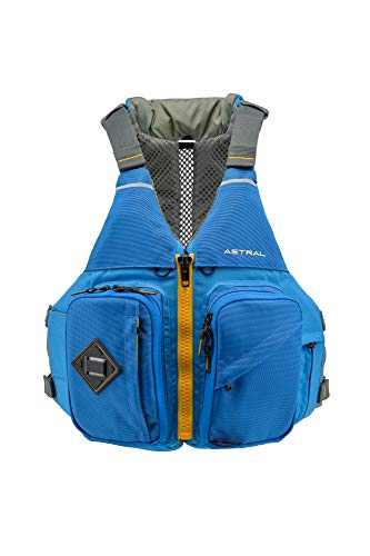 Save %25 Now! Astral Ronny Fisher Life Jacket PFD for Fishing, Recreation, and Touring Kayaking, Oce...